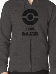 Official Gym Leader Brand Zipped Hoodie