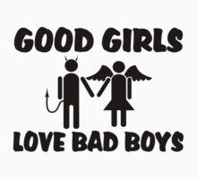 Good Girls Love Bad Boys by FireFoxxy
