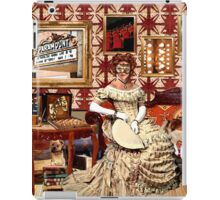 Screen Queen iPad Case/Skin