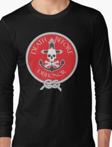 Lionhearted: Till Death Long Sleeve T-Shirt