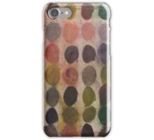 Spot spot spot iPhone Case/Skin