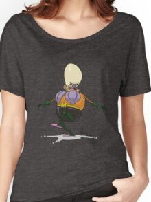 Mermaid-Man Naked Women's Relaxed Fit T-Shirt