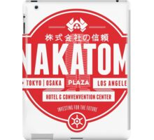 Nakatomi Plaza iPad Case/Skin