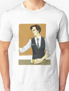 Barista!Lock T-Shirt