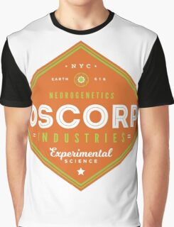 OSCORP Industries Graphic T-Shirt
