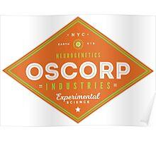 OSCORP Industries Poster