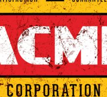 ACME Corporation Sticker