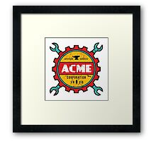ACME Corporation Framed Print