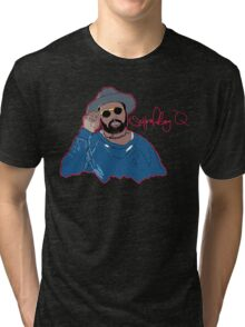 ScHoolboy Q - Cartoon Tri-blend T-Shirt