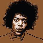 Hendrix by colatudo