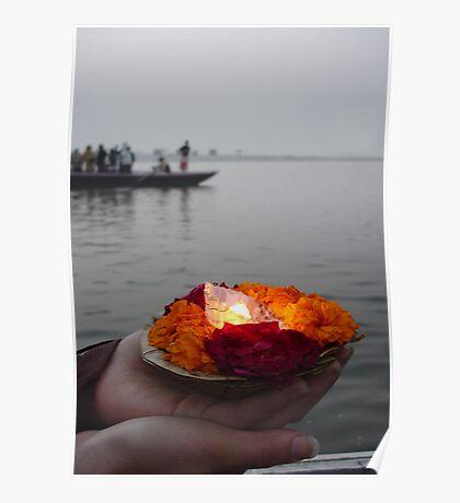 Ganges Poster