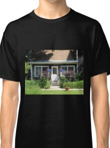 Summer Morning Cottage Classic T-Shirt