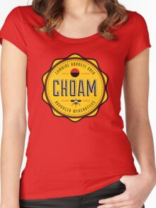 CHOAM Women's Fitted Scoop T-Shirt
