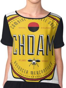 CHOAM Chiffon Top