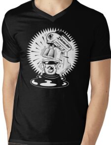 Inkcream Mixer Mens V-Neck T-Shirt