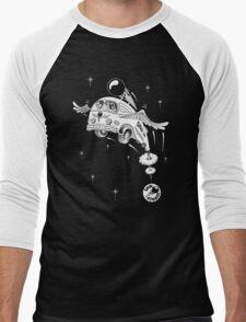 Inkcream Space Men's Baseball ¾ T-Shirt