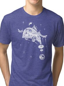 Inkcream Space Tri-blend T-Shirt