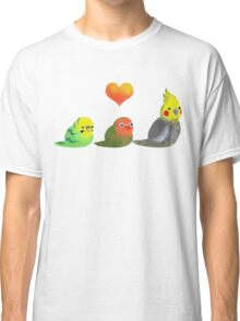 Small birds love Classic T-Shirt