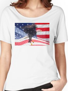 Memorial Day Women's Relaxed Fit T-Shirt