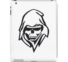 Death sunglasses iPad Case/Skin