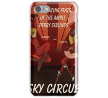 The Amazing Perry Siblings iPhone Case/Skin