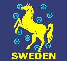 SWEDEN-HORSE Unisex T-Shirt