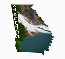 Georgia: Hurricane Falls Unisex T-Shirt