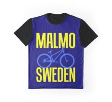 MALMO, SWEDEN Graphic T-Shirt