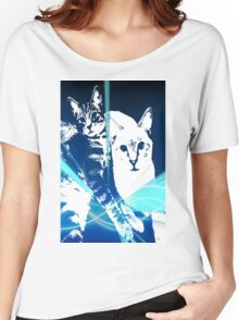 Electric Kittens Women's Relaxed Fit T-Shirt