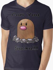 Diglett T Mens V-Neck T-Shirt