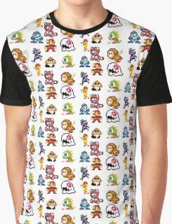 8 bit Graphic T-Shirt