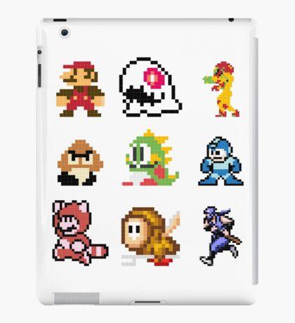 8 bit iPad Case/Skin