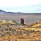 Mining Nevada by marilyn diaz