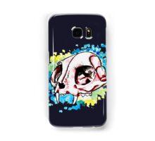Cat Skull Samsung Galaxy Case/Skin
