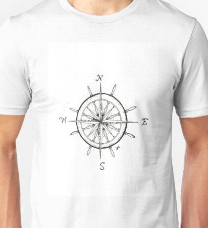 Captain's Compass Unisex T-Shirt