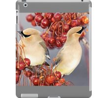 Feathers and Cherries iPad Case/Skin