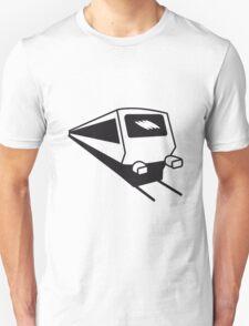 Train express train railway Unisex T-Shirt