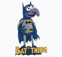 Gonzo the Batman by Joshessel