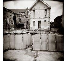 { Paddington Underground } Photographic Print