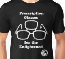 Prescription Glasses for the Enlightened Unisex T-Shirt
