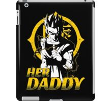 Super Saiyan Gohan And Pan Father And Daughter - RB00482 iPad Case/Skin