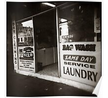 { Surry Hils Laundry } Poster