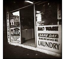 { Surry Hils Laundry } Photographic Print