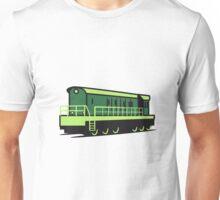 Train train Rangieren locomotive Unisex T-Shirt