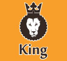 Lionhearted: King (Chocolate) by LHstudio