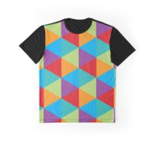 OPTO_HEX_01 Graphic T-Shirt