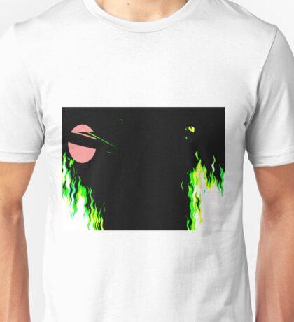 Tha Green Flame World Unisex T-Shirt