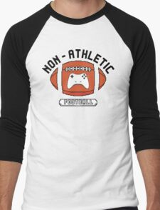 Football Gamer Club Men's Baseball ¾ T-Shirt