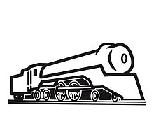 Train railway locomotive by Motiv-Lady