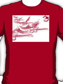 Flying Guitars T-Shirt